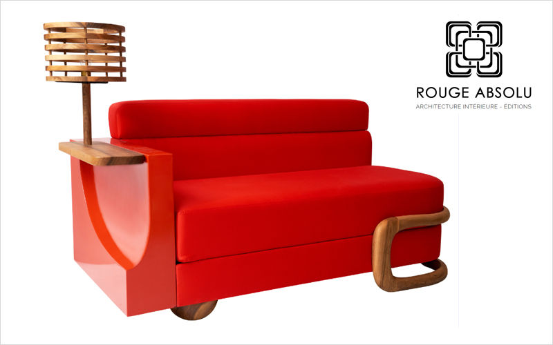 ROUGE ABSOLU 2-seater Sofa Sofas Seats & Sofas  |