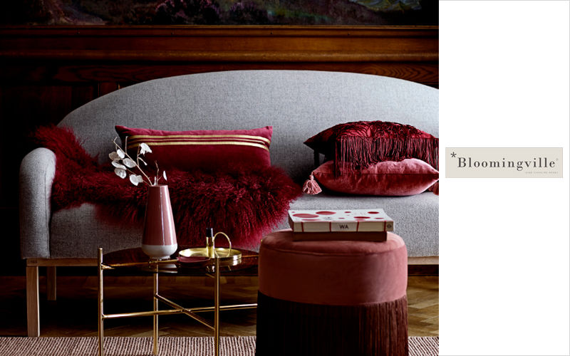 Bloomingville Rectangular cushion Pillows & pillow-cases Household Linen  |