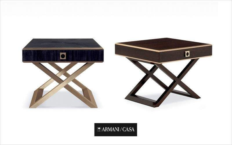 Armani Casa Side table Low tables Tables and Misc.  |