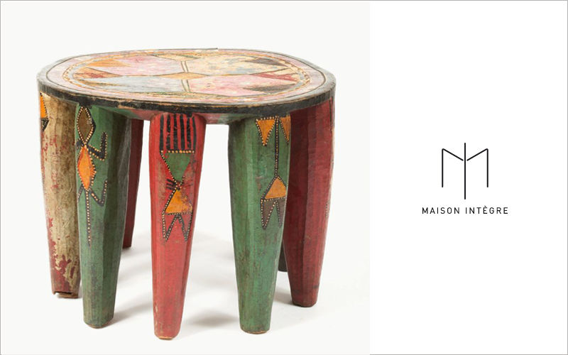 MAISON INTEGRE Stool Footstools and poufs Seats & Sofas  |