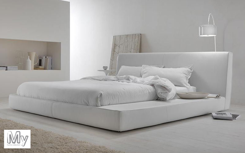 MY HOME COLLECTION Double bed Double beds Furniture Beds   