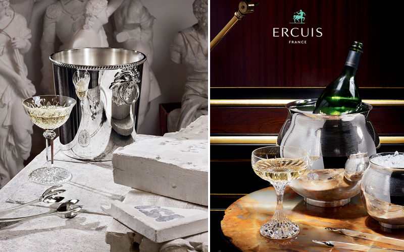 ERCUIS RAYNAUD Champagne bucket Drink cooling Tabletop accessories  |