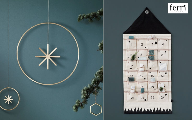 Ferm Living Christmas star Christmas decorations Christmas and Holidays  |