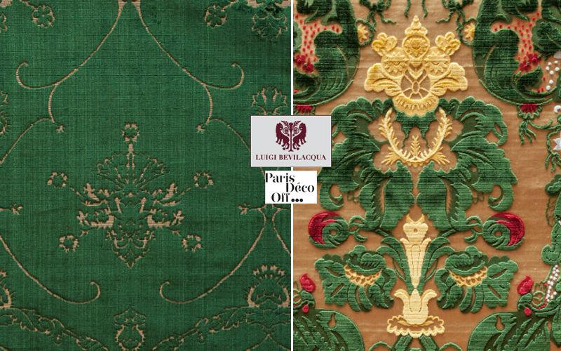 Luigi Bevilacqua Velvet Furnishing fabrics Curtains Fabrics Trimmings  |