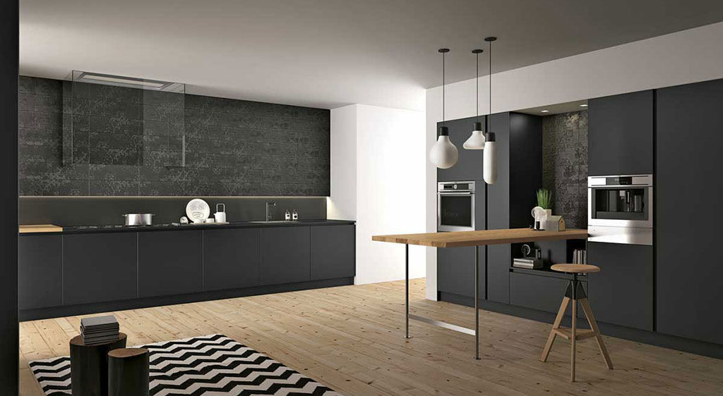DOIMO CUCINE Modern Kitchen Fitted kitchens Kitchen Equipment  |