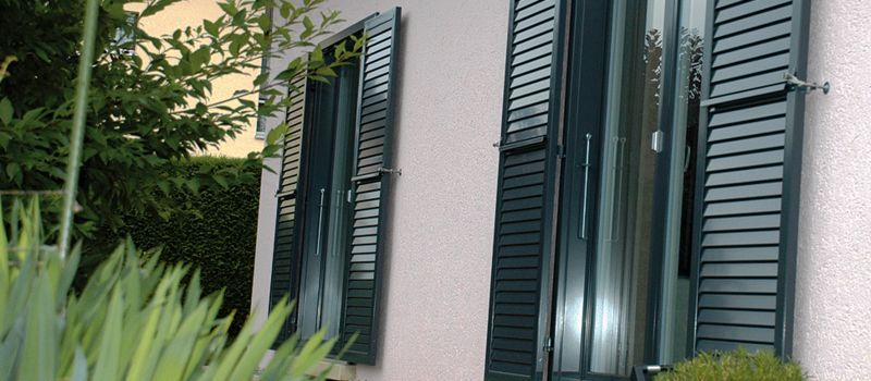 FAVOROL PAPAUX Swing shutter Shutters Doors and Windows  |