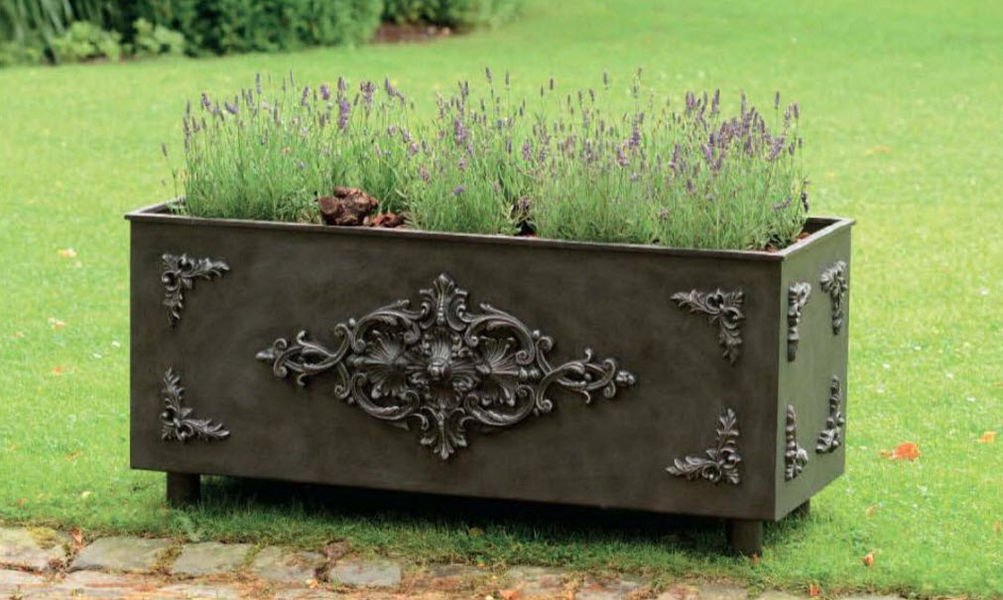 ROBERS-LEUCHTEN Flower box Window box Garden Pots  |