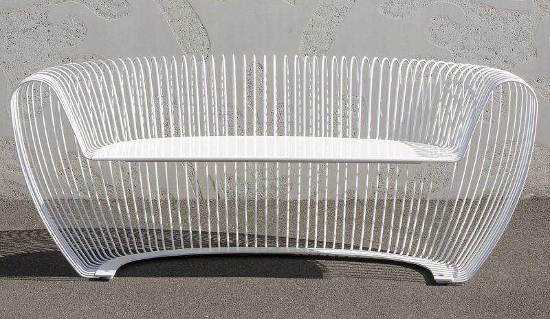 Concept Urbain Garden bench Garden seats Garden Furniture  |