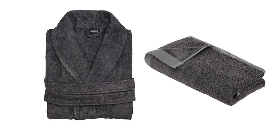 ABSOLUMENT MAISON Bathrobe Bathroom linen Household Linen  |