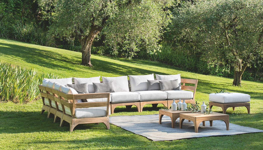 ETHIMO Garden sofa Complet garden furniture sets Garden Furniture  |