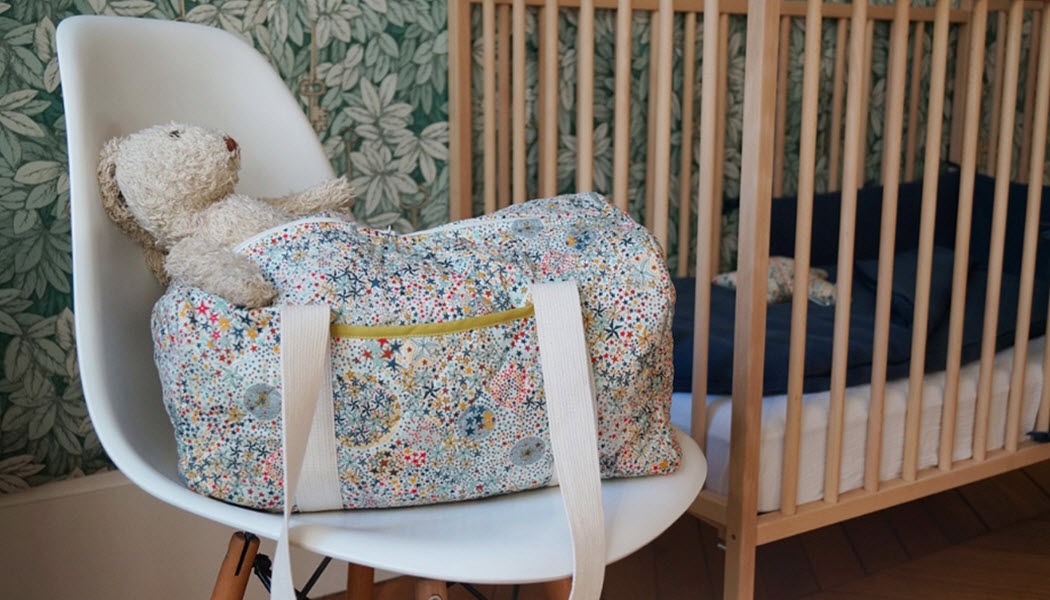 LUCIOLE ET CIE Nappy bag Children's bath and washing Children's corner  |