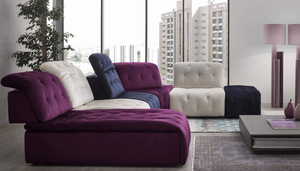 AERRE Adjustable sofa Sofas Seats & Sofas  |
