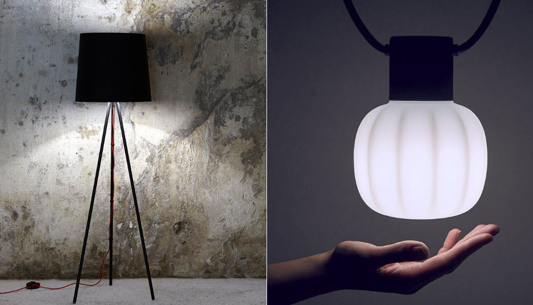 MARTINELLI LUCE Floor lamp Lamp-holders Lighting : Indoor  |