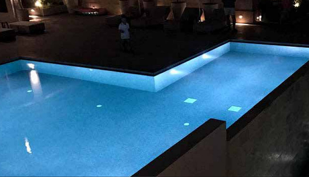 Astel Lighting Underwater light Pool lighting and sound Swimming pools and Spa  |
