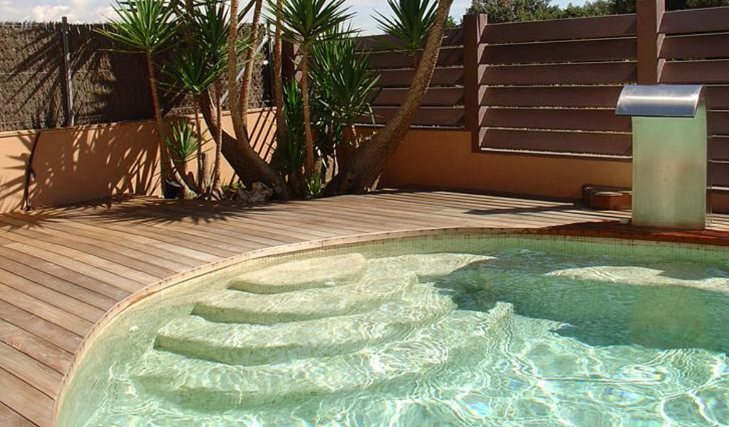 Made In Mosaic Pool tile Surface materials Swimming pools and Spa  |
