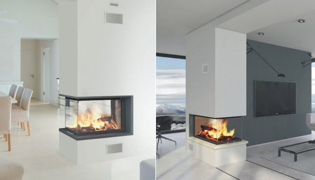 BRISACH Closed fireplace Fireplaces Fireplace  |