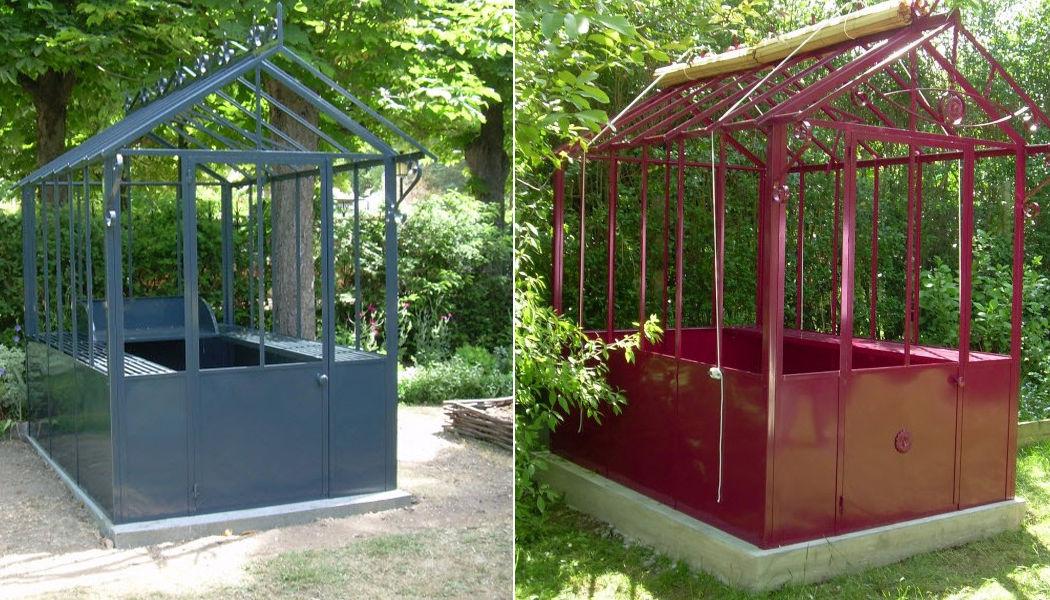 JARDIN D'ANTAN Greenhouse Locks Garden Gazebos Gates...  |