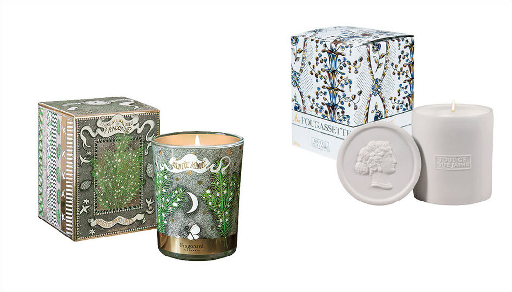 Fragonard Scented candle Scents Flowers and Fragrances  |