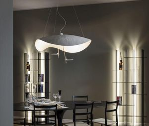 Catellani & Smith - lederam manta s2 - Hanging Lamp