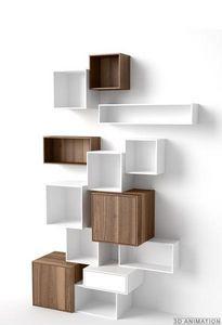 Reinhard Sachseln Office shelf
