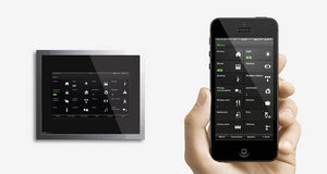 Tci Home automation touch-screen