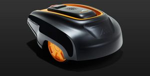 Husqvarna France Robotic lawn mower