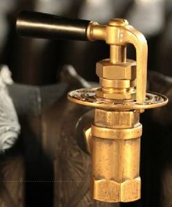 Radiator tap