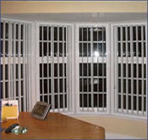 Interior grille