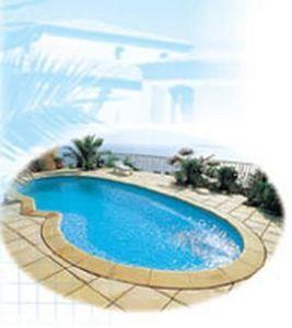 Polyester pool