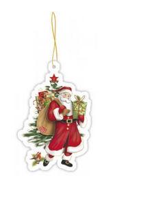 Acte Tre Christmas gift tag