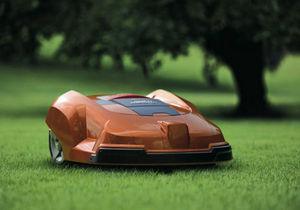 Husqvarna France Robotic lawn mower