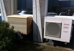Climcover Air-conditioner casing