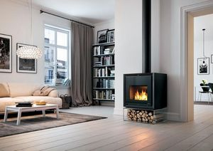 Stoves, hearths, enclosed heaters