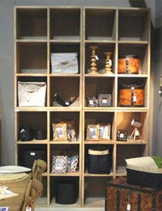 BLEU PROVENCE - romarin - Modular Bookcase