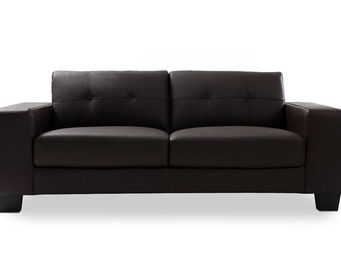 Miliboo - anderson knp 3 places - 2 Seater Sofa