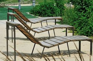 Area -  - Garden Deck Chair