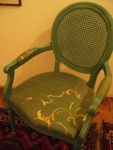 ARTEGGIANDO LUXURY LIVING -  - Chair