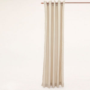 Cosyforyou - rideau doublé beige - Ready To Hang Curtain