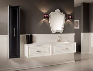 BLEU PROVENCE - meuble charme 3 - Bathroom Furniture