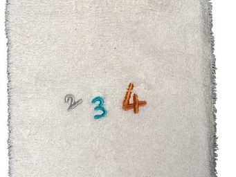 SIRETEX - SENSEI - gant 16x22cm brodé 500 gr/m² tommy la souris - Bath Glove