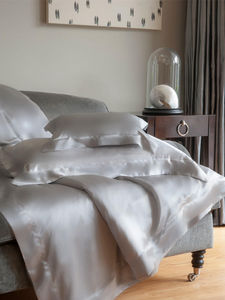 GINGERLILY - silver grey - Bed Linen Set