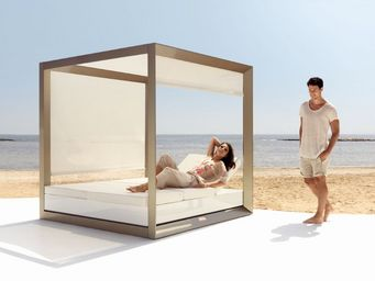 VONDOM -  - Double Sun Lounger