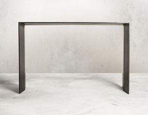 MALHERBE EDITION - console simple béton - Console Table