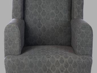 BLANC D'IVOIRE - gregory gris - Armchair
