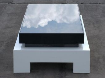 EVOLUTION21 BY KARINE BONJEAN -  - Rectangular Coffee Table