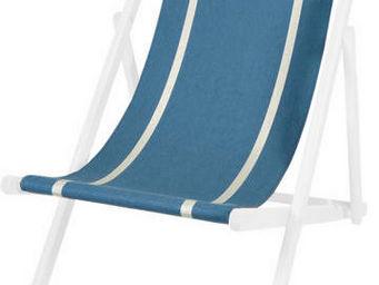 Artiga - toile artiga bordes pour chilienne 118x42cm - Deck Chair