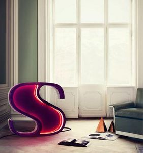 DELIGHTFULL - s - Decorative Number