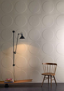 CUIR AU CARRE -  - Leather Tile