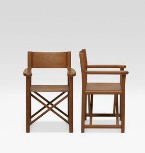 Armani Casa - dustin leather version  - Armchair