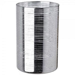 La Chaise Longue - photophore silverlines - Candle Jar